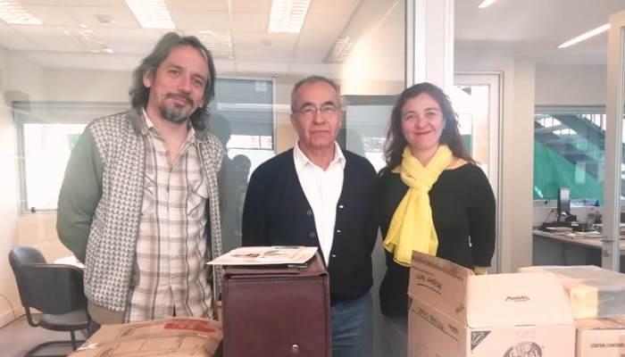 donacion honoria arredondo archivo de musica uc