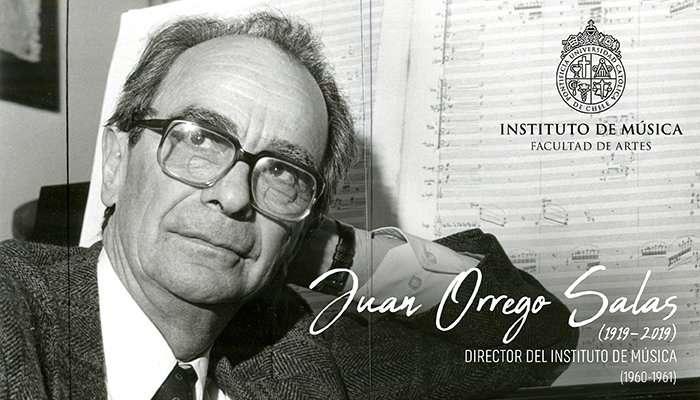 Web Juan Orrego Salas
