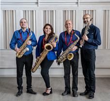 5 Cuarteto de Saxofones