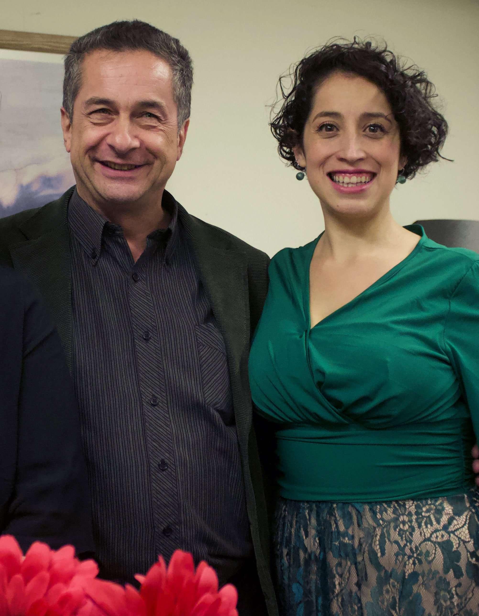 Alejandro y Doris