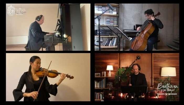 concierto beethoven y su tiempo imuc