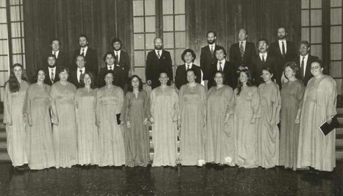 coro de camara uc 1981