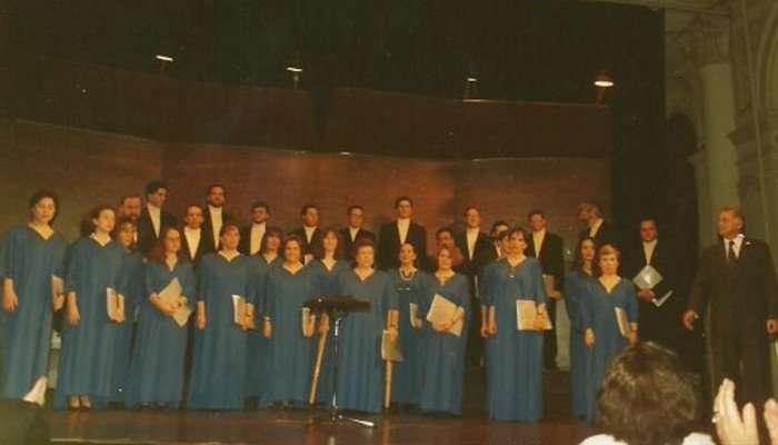coro de camara uc 1995