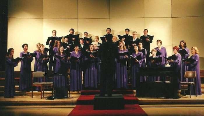 coro de camara uc 2004