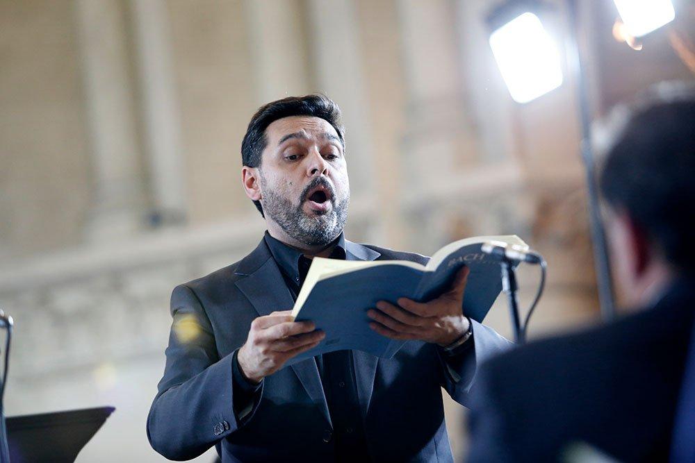1er concierto Patricio Sabaté encuentro musica sacra