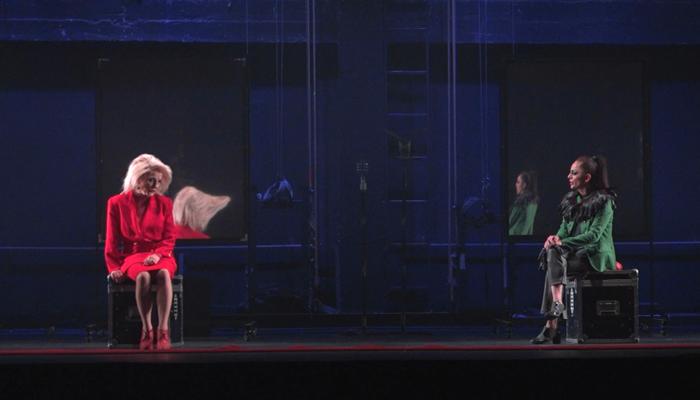 Obra Un montón de brujas en el cielo Teatro UC