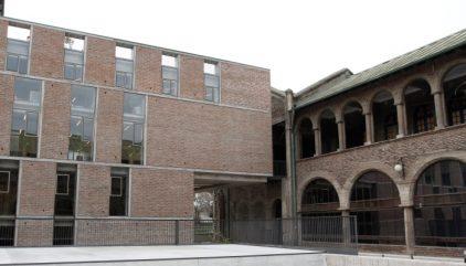Edificio Facultad de Artes UC