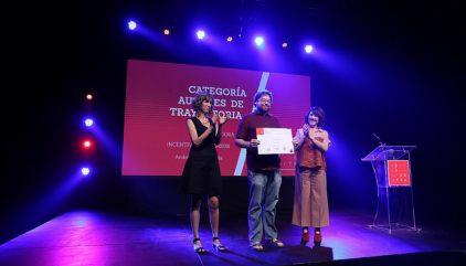Andrés Kalawski fue premiado en la Muestra Nacional de Dramaturgia