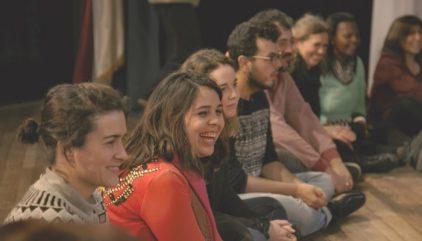 Primer Encuentro dramaterapia Alvarado Bralic