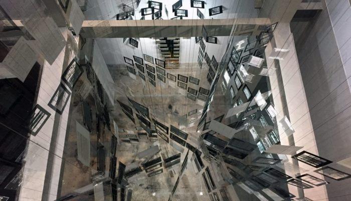 bienal de shanghai Voluspa Jarpa