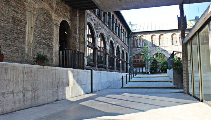 campus slide