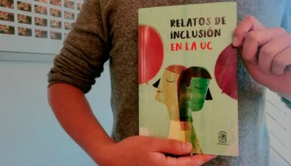 lila diaz relatos de inclusion uc libro