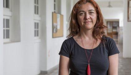 Directora del Archivo de la Facultad de Artes UC