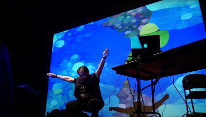 Rodrigo Cádiz Festival Música Electroacústica